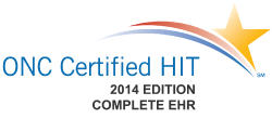 AXEIUM ONC Meaningful Use 2014 Edition Complete EHR Certification